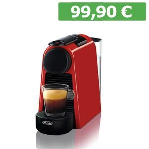 NESPRESSO MODELLO ESSENZA MINI 2 lunghezze di caffè programmabili design moderno e minimalista la macchina da caffè più piccola di sempre modalità risparmio energetico dopo 3 minuti e autospegnimento dopo 9 minuti 60 CAPSULE IN OMAGGIO